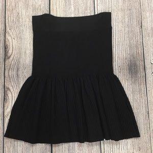BCBGMAXAZRIA Black Skirt